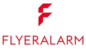 Logo von Flyeralarm