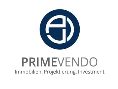 Logo der Primevendo Immobilien