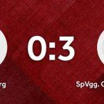 Vereinswappen vom SC Schielberg und Germania Karlsruhe auf einem roten Hintergrund