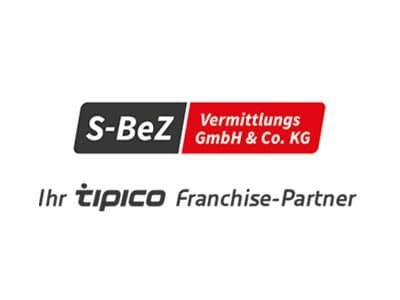Logo der sBeZ Vermittlung GmbH